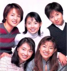 Primera Generacion Morning Musume